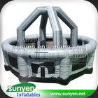 Inflatable sport game arena Wrecking Ball fun wrecking ball