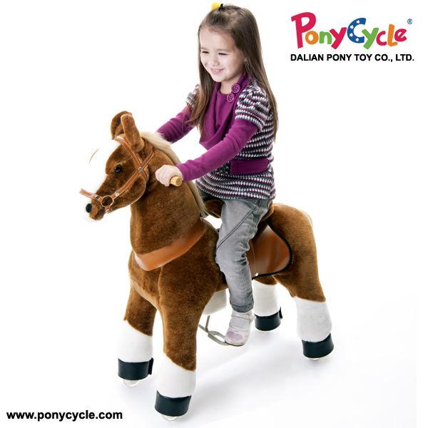 Pferd Reiten Spielzeug Spielzeug Pferd Auf Rädern Für