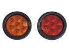 "4"" Round LED Light, STOP/TURN/TAIL trailer led tail lamp"