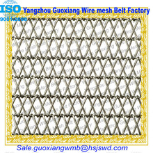 Flat jiangsu mesh belt belt metal conveyor welded wire mesh belt