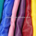De colores de organza de la tela