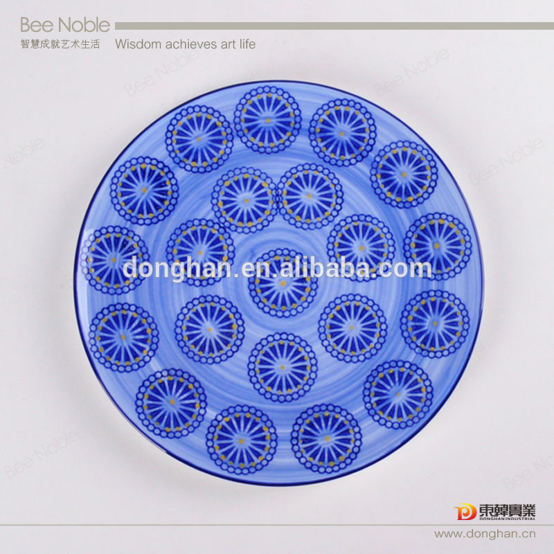 High Quality Wholesale Tableware Ceramic Plate