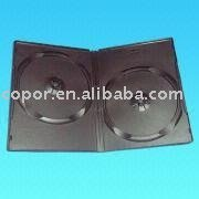 14mm dvd case,black