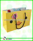 High-grade four color paper bag printing
