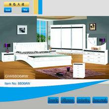 Modern home bedroom furniture/bedroom furniture prices in pakistan(8806W)