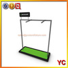 Quality display rack for retail clothing