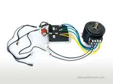 High Power DLDC motor, Electric car conversion kits / EV parts / Accessories / Components