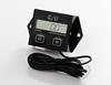 Digital Racing Motorcycle Tachometer Hour Meter Resettable Gasoline Engine Hour Meter