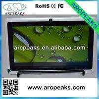 7 inch allwinner a13 tablet pc sticker