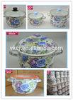 10pcs stock pot set/porcelain cookware stock pot set/MUNIKA best casserole sets