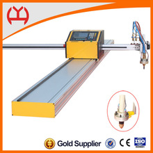 """Easy operation 7"""" color screen portable cnc plasma cutting machine in India factory price"""