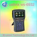Satlink Satellite Finder WS-6932 HD Spectrum Analyzer Satellite Finder DVB-SE-WS6932