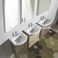 Mural de salle de bains armoires, petites armoires, meubles salle de bains vanity