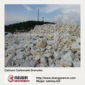 carbonate de calcium granule