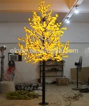 ที่ขายดีที่สุดคริสต์มาสเทียมนำแสงของต้นไม้เมที่เกิดขึ้นในzhongshan