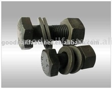 DIN 7967 Steel hexagon fit bolts for structural steel bolting for supply with hexagon nuts