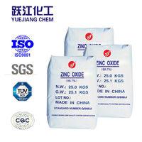 Indirect Method Zinc Oxide (99.7% & 99.5%)