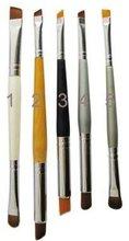 High quality double ends eye brush,makeup brush,cosmtics