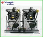 Shangair 09SH Series 40Bar Air Suspension Compressor Reciprocating Air Compressor Pump Electric Air Compressor