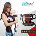 Segurança 2012& conforto baby carrier, levar o bebê de 3.5-16kgs