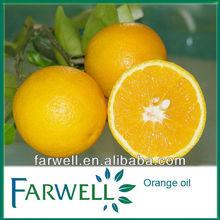 Natural Orange oil (cas:8028-48-6)