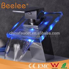 LED Basin Water Tap (lavatory faucet&basin tap)QH0815F