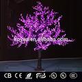 2.5m Navidad llevada Luz cerezo para la decoración al aire libre FZ-1536 Amarillo