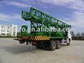 600 m montado en un camión y agua plataforma de perforación