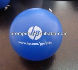 70mm diameter promotional anti stress ball ,OEM acceptable (polyurethane)