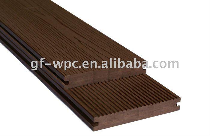 Engineered Solid Wood Floor Outdoor Flooring Bamboo