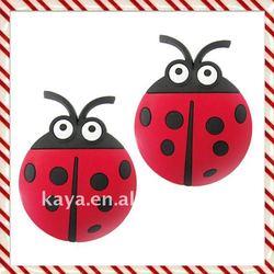 Beautiful large plastic ornaments, stylish fridge magnet