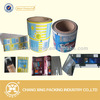 good barrier food packaging film roll laminated with custom design printing(22 Years film print manufacturer)