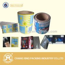 recyclable food packaging film/printed plastic food packaging film rolls(22 Years manufacturer)