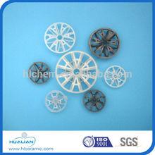 Plastic Teller Rosette Ring,Chemical Corrosion Resistant