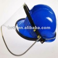 ce aprovado capacete de segurança face shield viseira