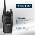 TGK670 hot sale long range walkie talkies
