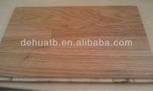 3-strips oak engineered wood flooring
