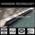 huanghai marca o lançamento de navio de desembarque e airbag marinhos