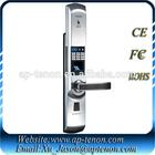 Smart Digital Keypad Fingerprint Door lock with OLED display