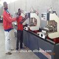 Pvc dois- cabeça de soldadura máquina/pvc porta e janela da máquina