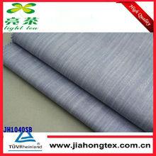 100 algodón de tela de lona de cambray con slubs