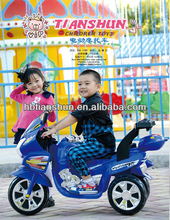 Child electric motor/kid battery three wheel car/china manufacturer