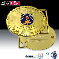 2014 Artigifts Wholesale metal cheap custom belt buckle for men