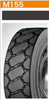 high puncture resistance tire precured tread