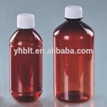 Plastic Infusion Plastic Bottles, Medicine Vial, Pharmaceutical Bottle