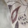 super soft burnout print sofa fabric