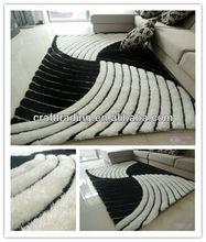 Hot New Design Bedroom Decoration Shaggy Kids Carpet