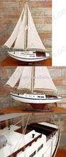 Mô hình tàu thuyền CAL 40 bằng gỗ