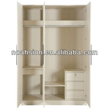 2013 New Natural Wooden Best Price Classic Living Room Melamine Faced Particle Board & MDF Badroom Wardrobe 12