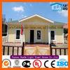 Wisdom light steel structural villa for sale